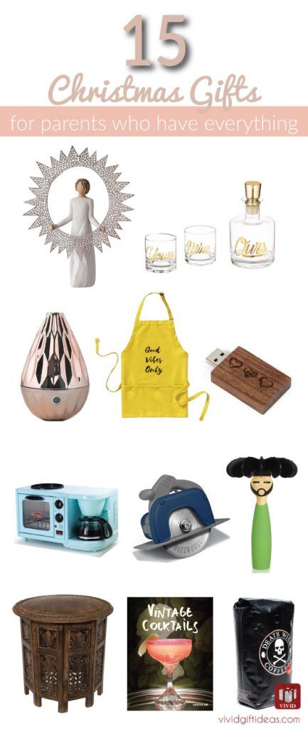 Christmas Gift Ideas For Parents From Adults.15 Holiday Gift Ideas For Parents Who Have Everything