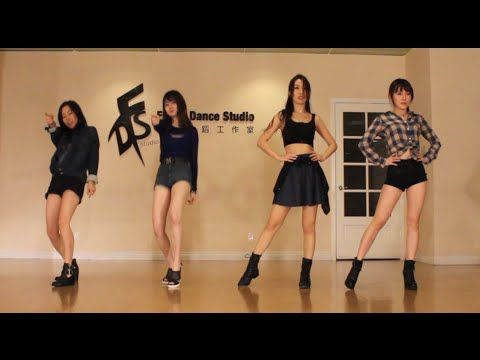 """▶ miss A ( 미스에이) """" 다른 남자 말고 너 (Only You) KPOP dance cover by FDS - YouTube"""