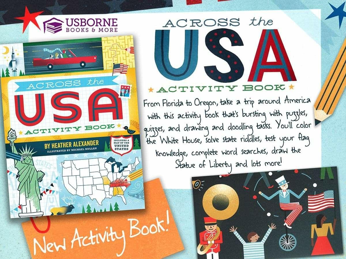 usborne children's books usa