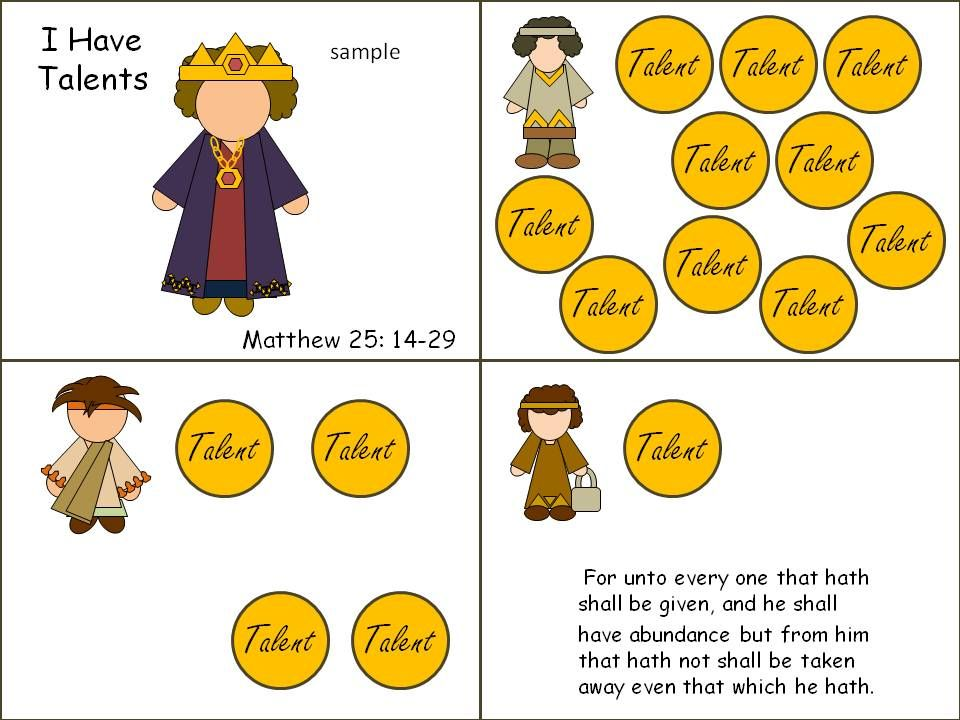 Parable Of The Faithful Servant Activities For Kids Google