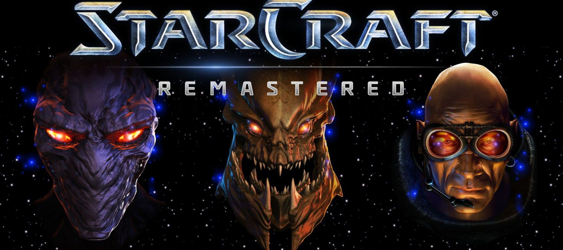 Starcraft remastered is now available glitch cat