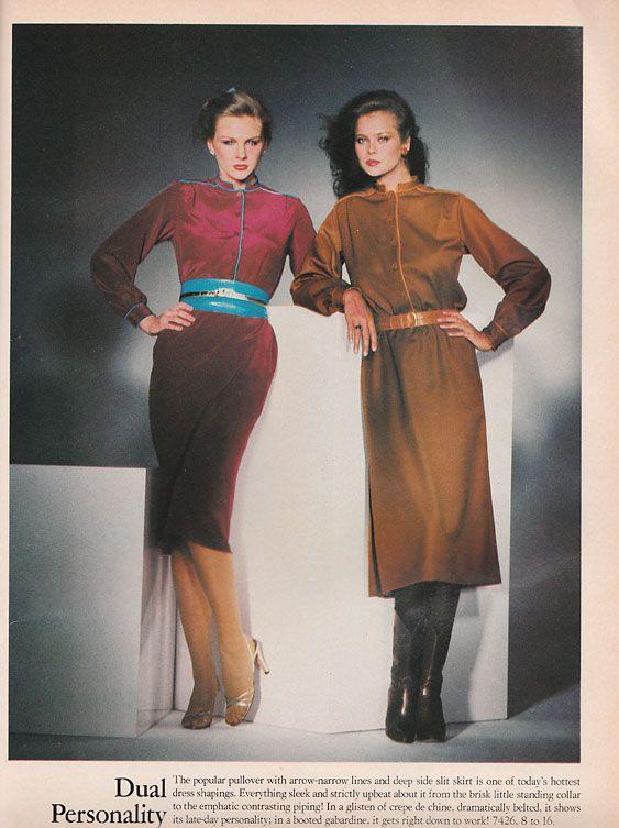 Vogue 1979 70s Fashion, Fashion Boots, Vintage Fashion, Womens Fashion,  Vintage Clothing 77512419318
