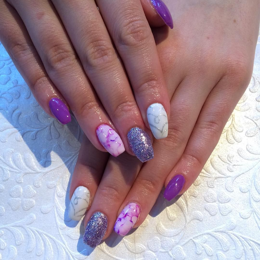 Awesome Acrylic Nail Designs Trends | Pinterest | Acrylic nail ...