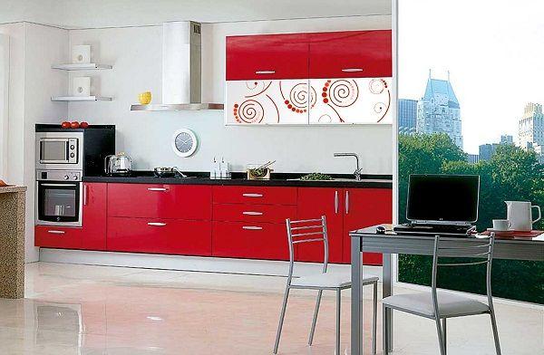 Foto de decoración cocina moderna | COCINAS, REPOSTEROS | Pinterest