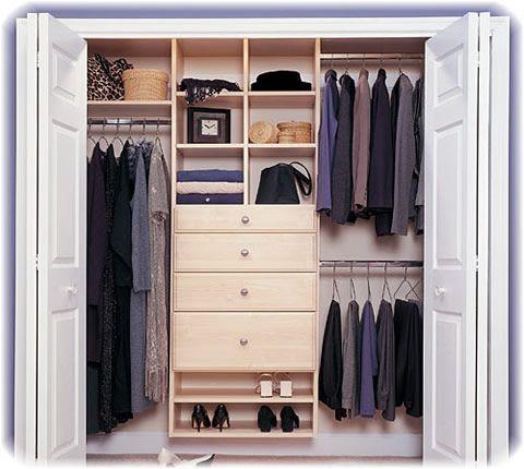 Interior vestidor perfecto pinterest armario - Armarios empotrados diseno ...