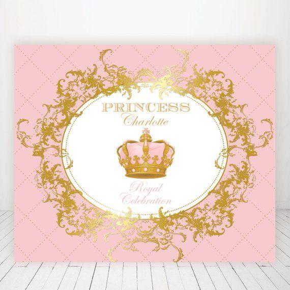 pink and gold princess 611dc4cc46f