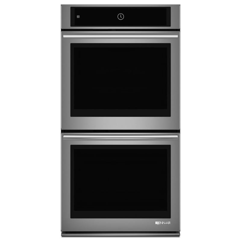 Jenn Air Jjw2727ds 27 Inch Wide 8 6 Cu Ft Built In Double Electric Oven With C Stainless Steel Ovens