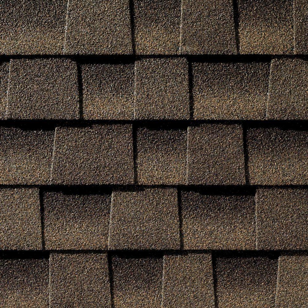 Gaf Timberline Hd Barkwood Lifetime Architectural Shingles 33 3 Sq Ft Per Bundle 0670070 The Home Depot Architectural Shingles Roof Shingles Architectural Shingles Roof