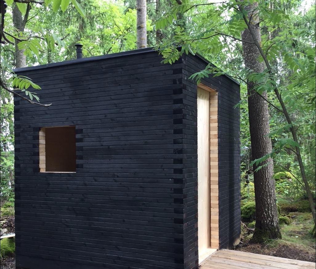Image Result For Shou Sugi Ban Shed Outdoor Sauna Outside