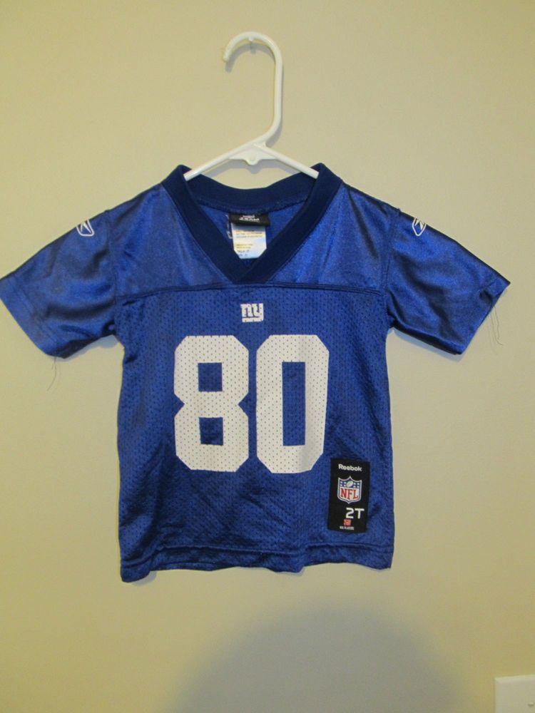 100% authentic bedb2 f99f9 Jeremy Shockey - New York Giants jersey - Reebok Toddler 2T ...