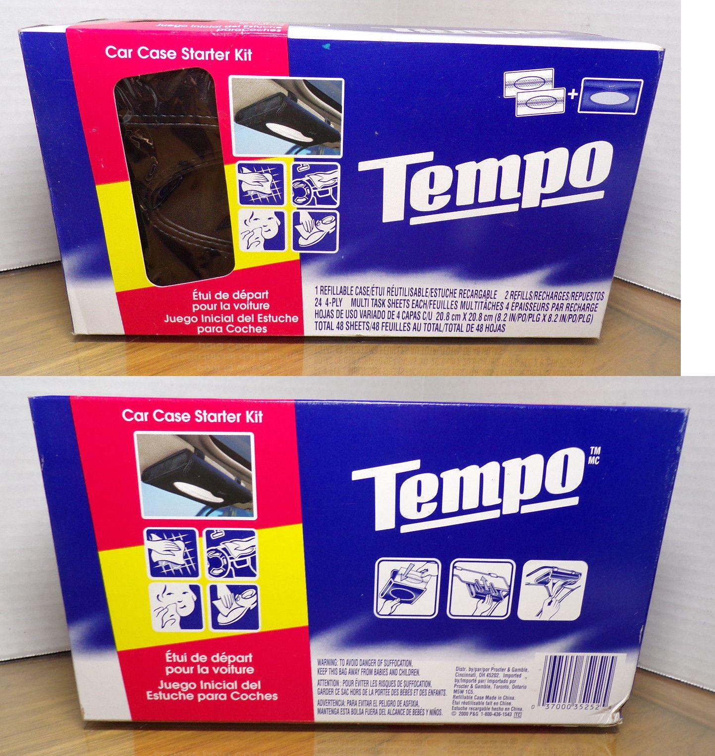 Tempo Tissues 30 Pack 30 pack by Tempo New