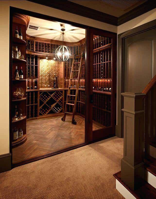 48 Stunning Basement Wine Cellar Designs Modern Home Wine Cellar Simple Basement Wine Cellar Ideas