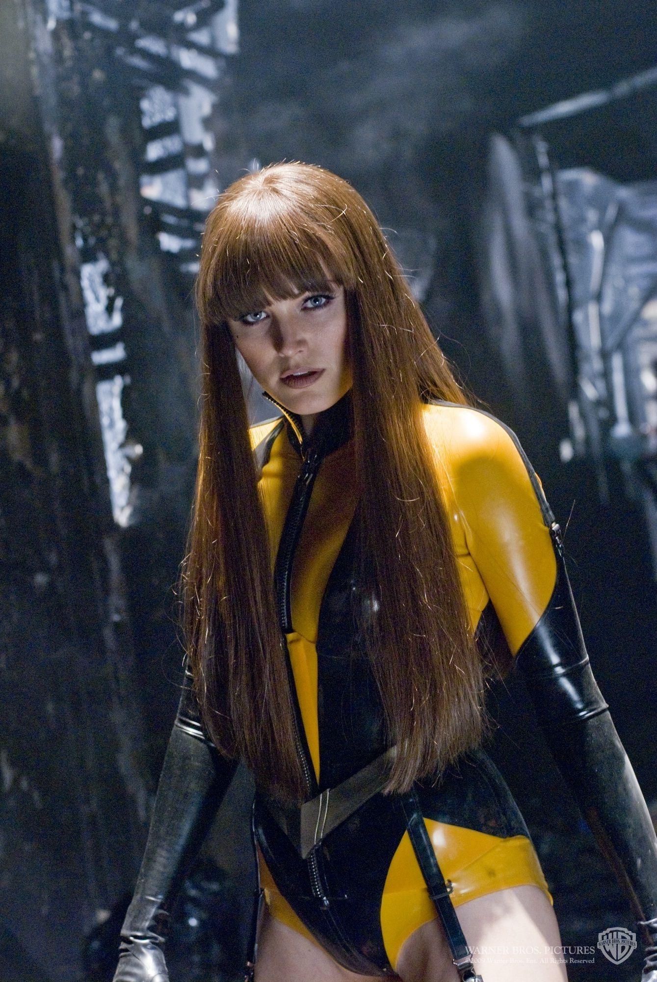 Silk Spectre II, Watchmen | Heroines | Pinterest | Silk ...