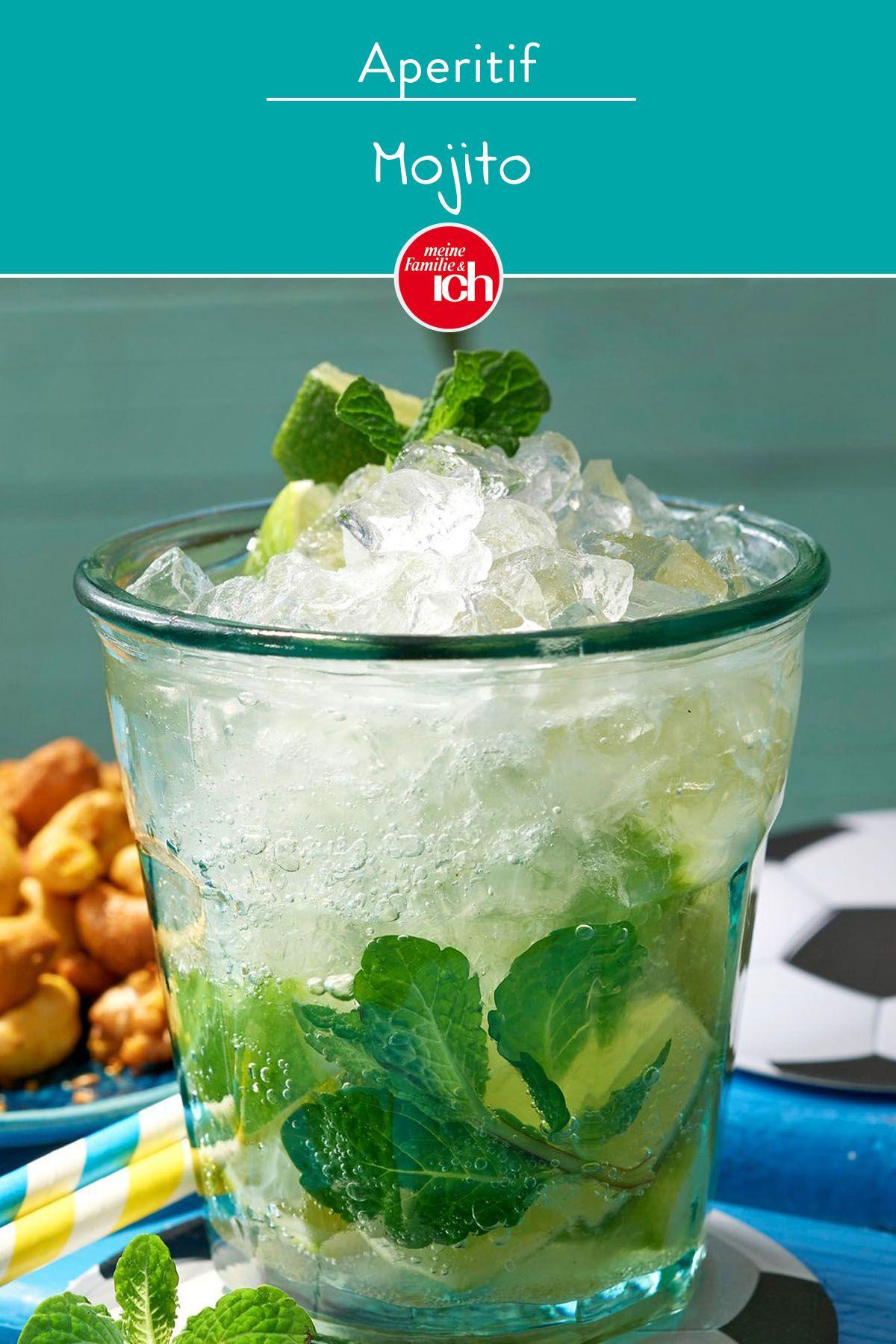 Mojito Klassisches Rezept Meine Familie Ich Europas Grosstes Foodmagazin Rezept Cocktails Mit Minze Mojito Rum Cocktails