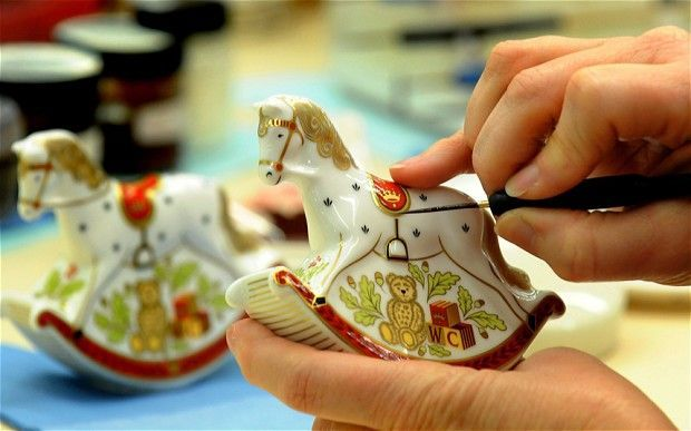 Royal baby memorabilia that has soared in value #babymemorabilia The Rocking Horse is going to be limited edition piece to commemorate the birth of the Royal baby Photo: PA #babymemorabilia