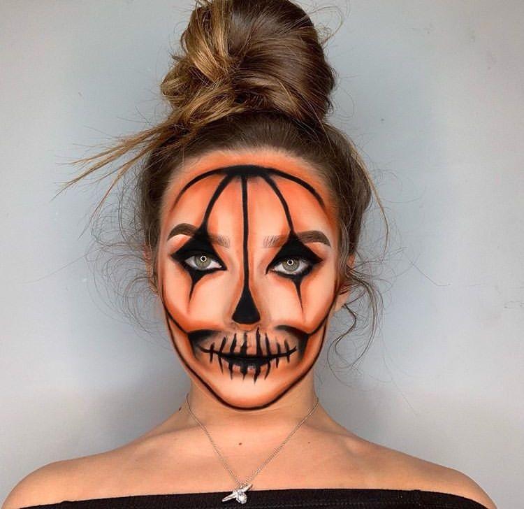 Halloween Makeup #31daysofhalloween