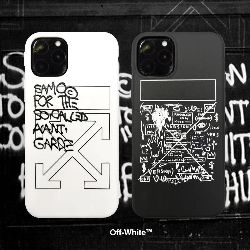 cover iphone 11 off white