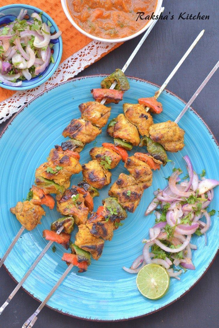 Chicken Tikka Recipe Zlist Chicken Tikka Kebab Kebab Recipes