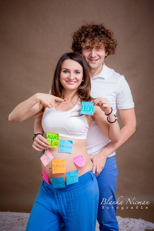 Genialny Sesja ciążowa inaczej, fotografia ciążowa pomysły na sesję VT34
