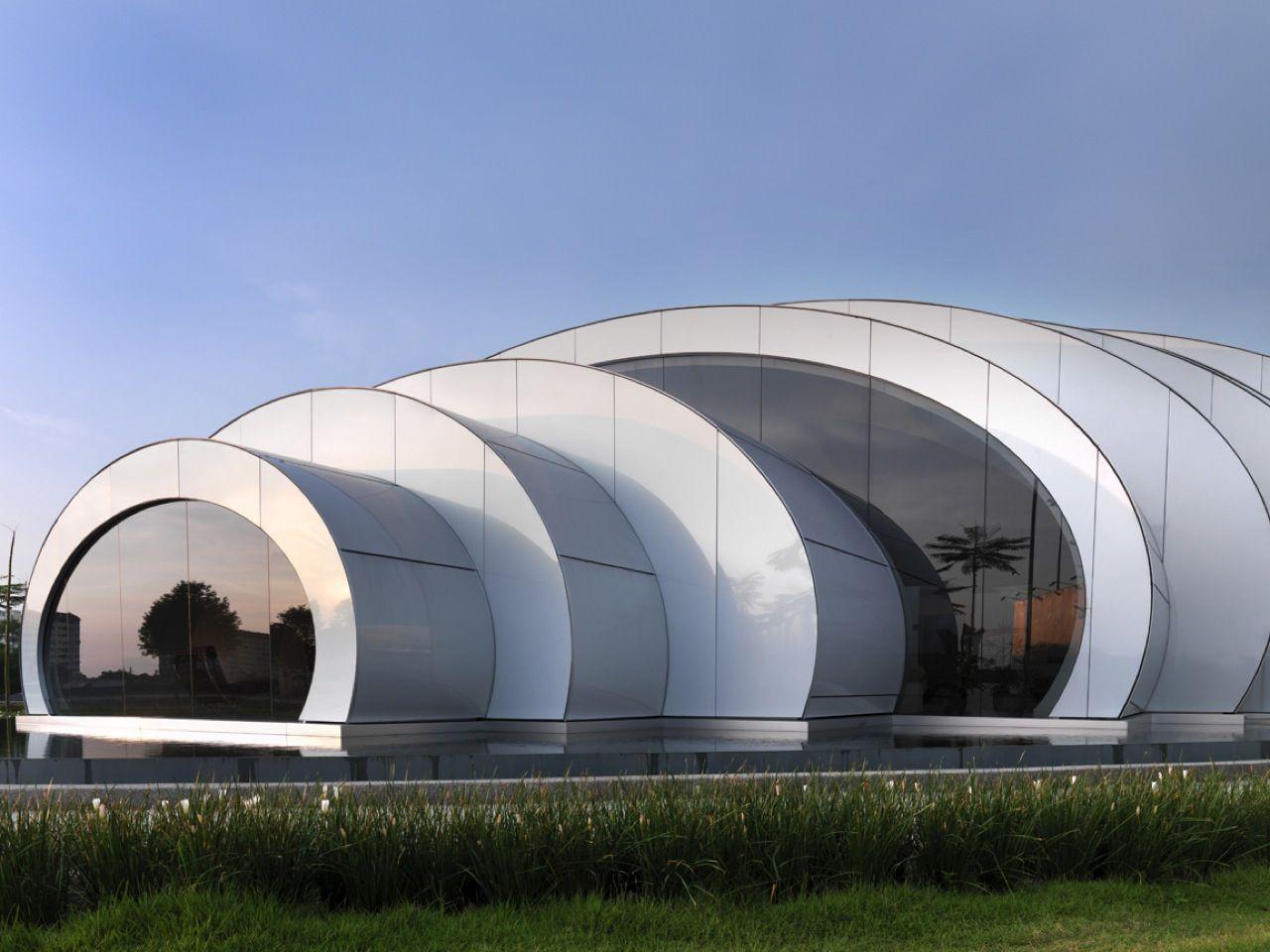 Captivating The POD Designed By Hijjas Kasturi Associates Sdn With Studio Nicoletti  Associati, 2011, Kuala Design Inspirations