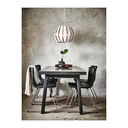 Dark Kitchen Table And Chairsdark Red Kitchen Accessories: IKEA - VÄSTANBY Table Dark Brown, Västanå Brown