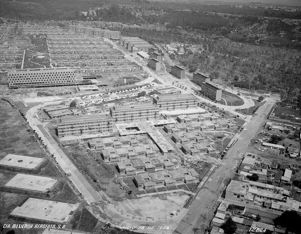 50 fotos históricas de la Ciudad de México (parte 9 ...