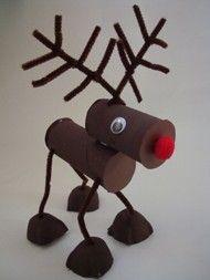 Art kids craft for Christmas christmas- use cork tops! (Amy Whitacre)