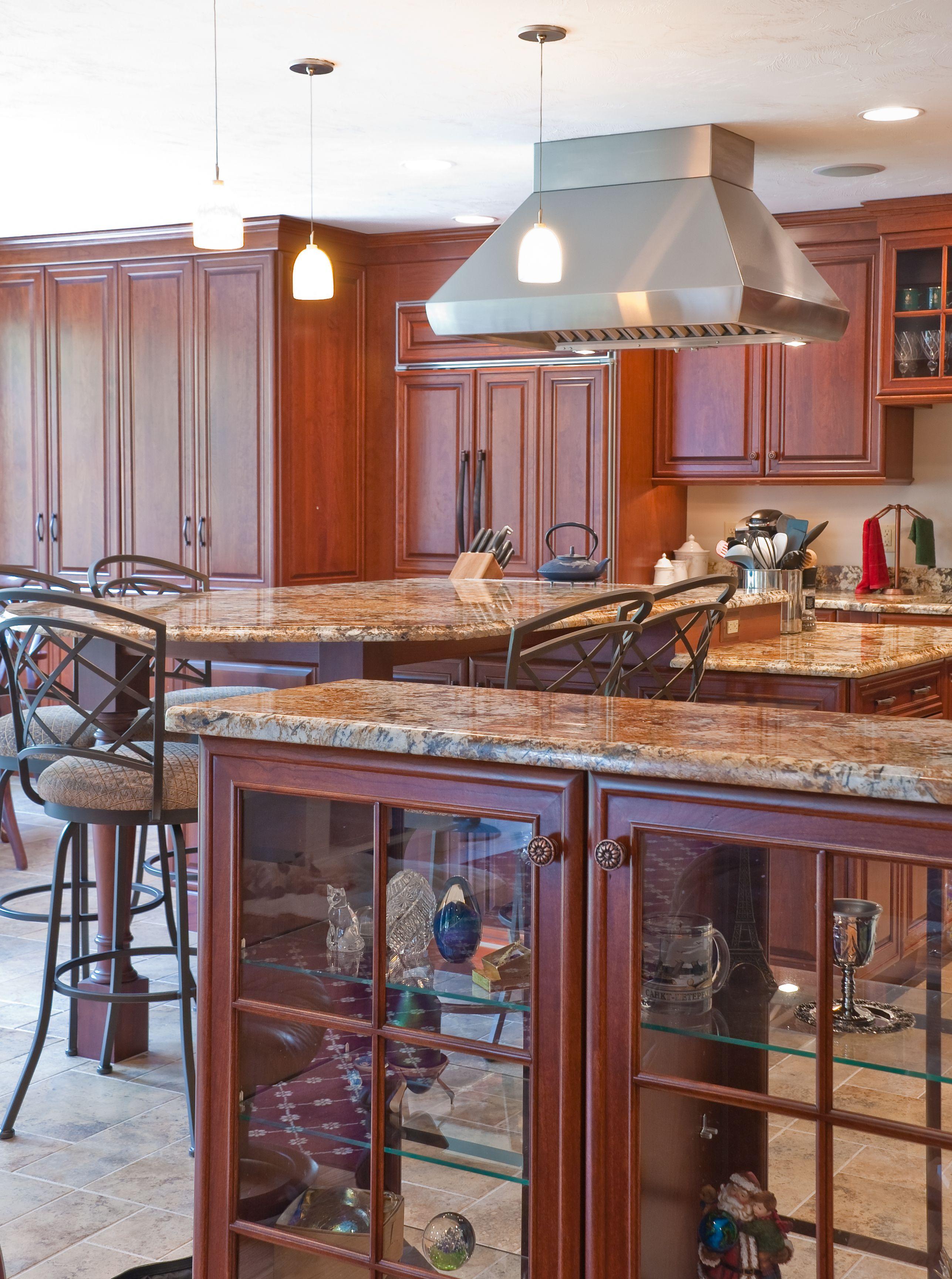Wood-Mode Kitchen Acton Massachusetts | h o m e :: wherever I am ...