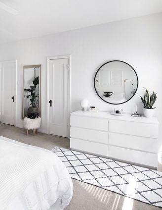 Pin Von Moa Staffansson Auf Heminredning | Pinterest | Schlafzimmer,  Arbeitszimmer Und Wohnideen Schlafzimmer