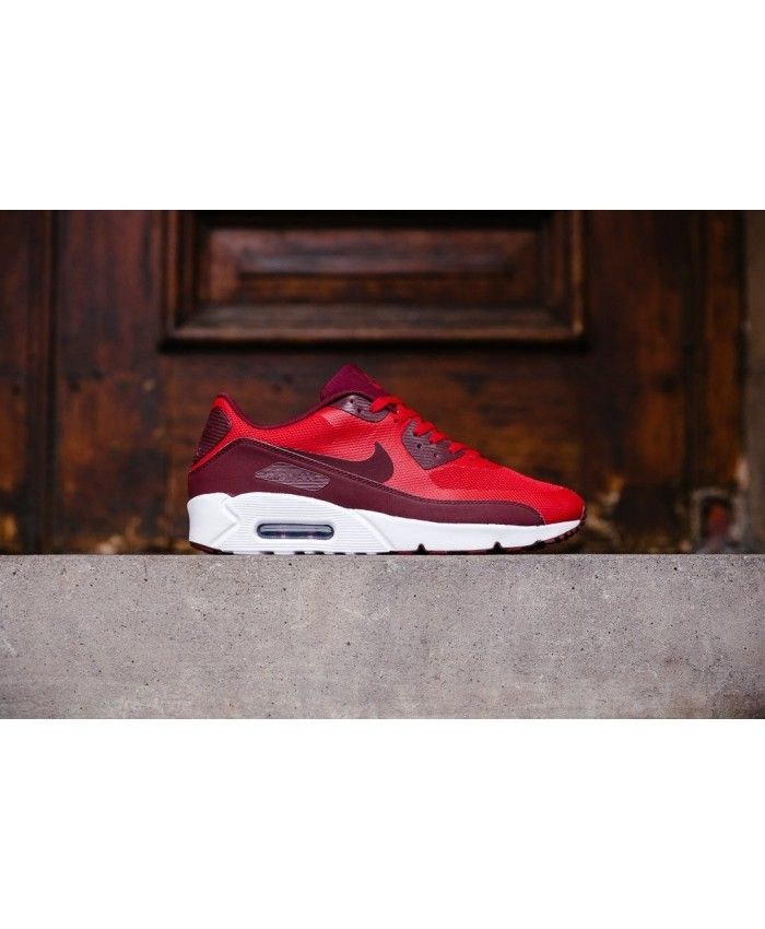nike air max 90 ultra rood