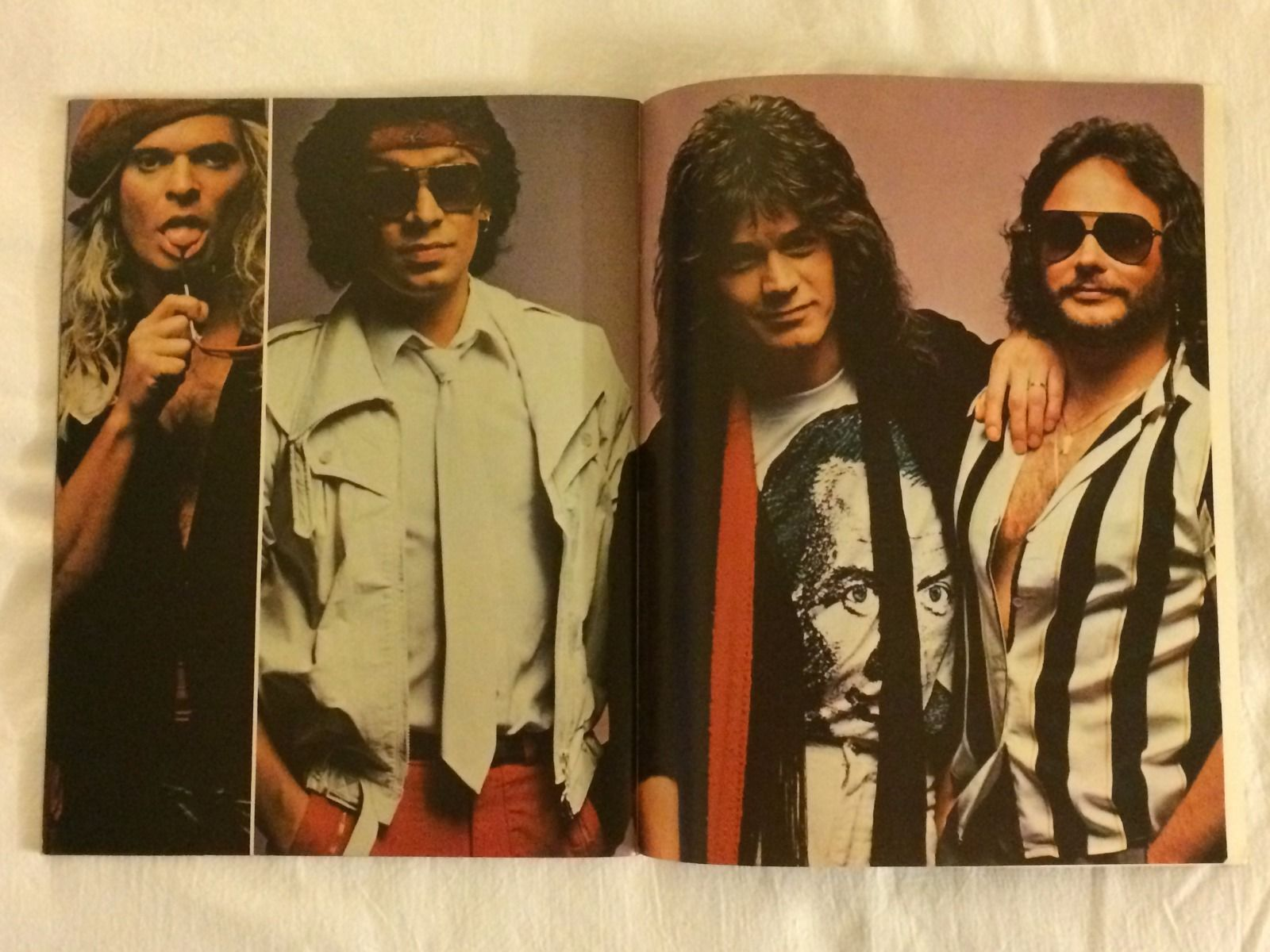 The Originals Vh Van Halen Dance The Night Away Musician