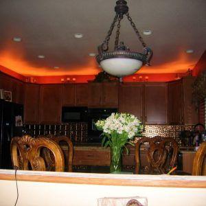 above kitchen cabinet lighting. Twinkle Lights Above Kitchen Cabinets Cabinet Lighting