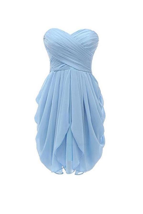 Cheap Admirable Homecoming Dresses Short, Prom Dress Chiffon #chiffonshorts