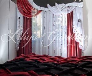 Moderne Schlafzimmer Gardinen Und Vorhänge Nach Maß ✂ Wir Nähen Für Sie  Ihre Schafzimmer Gardinen ✓