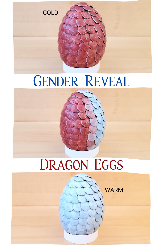 Gender Reveal Dragon Eggs Geeky Gender Reveal Party Gender Reveal Party Gender Reveal Reveal Parties