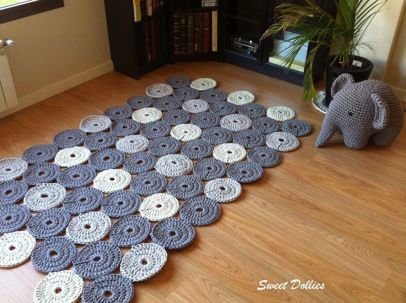 Pin von Kris auf Crochet rugs | Pinterest