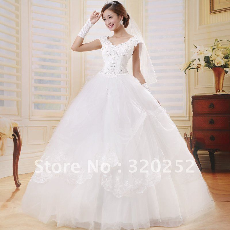 Find More Information about 2013 new wedding dress, hot word ...