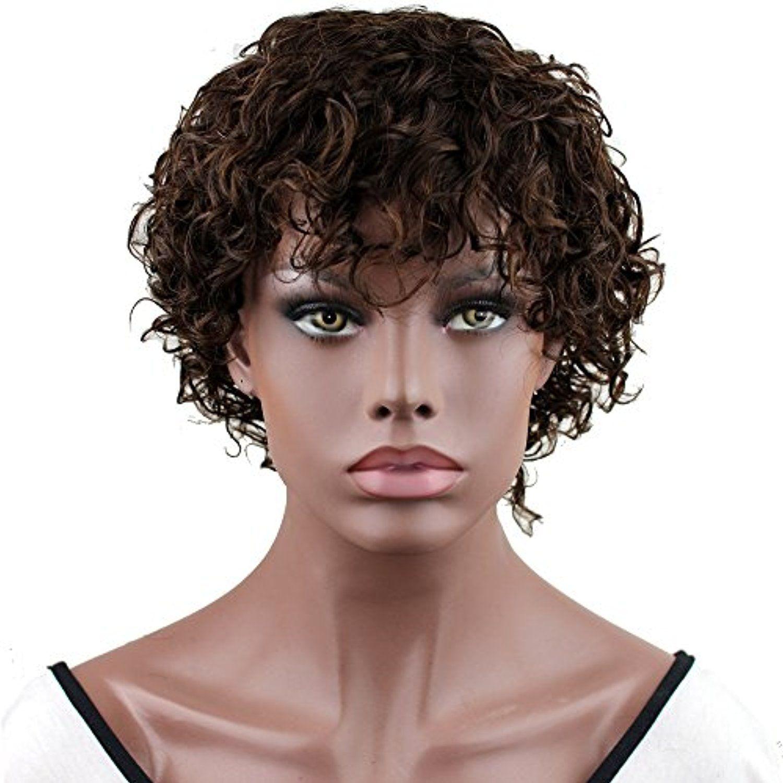 Dreambeauty Human Hair Wigs for Black Women Short Fashion