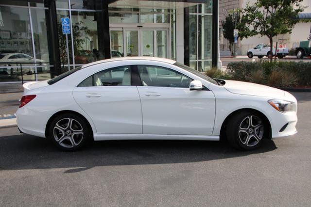 Certified PreOwned 2018 MercedesBenz CLA 250 FWD Coupe