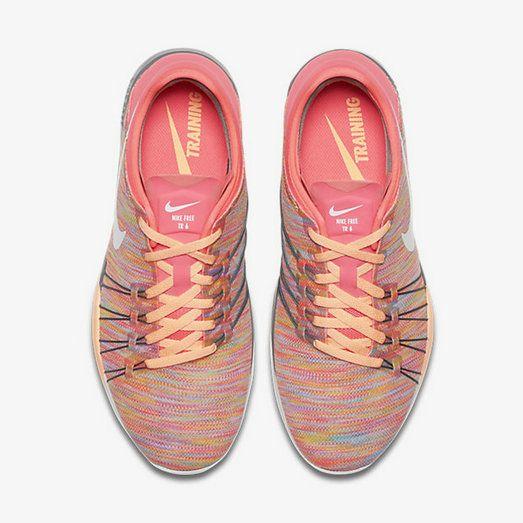2017 New Nik Free Tr 6 Amp Womens Training Shoe Racer Pink Cool Grey Sunset Glow White 882819 600 Womens Training Shoes Training Shoes Popular Shoes