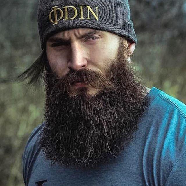 Beard Haircut. Chin Beard. Brendon Gregory Bourassa. Badass Beard dd9479adf6bd