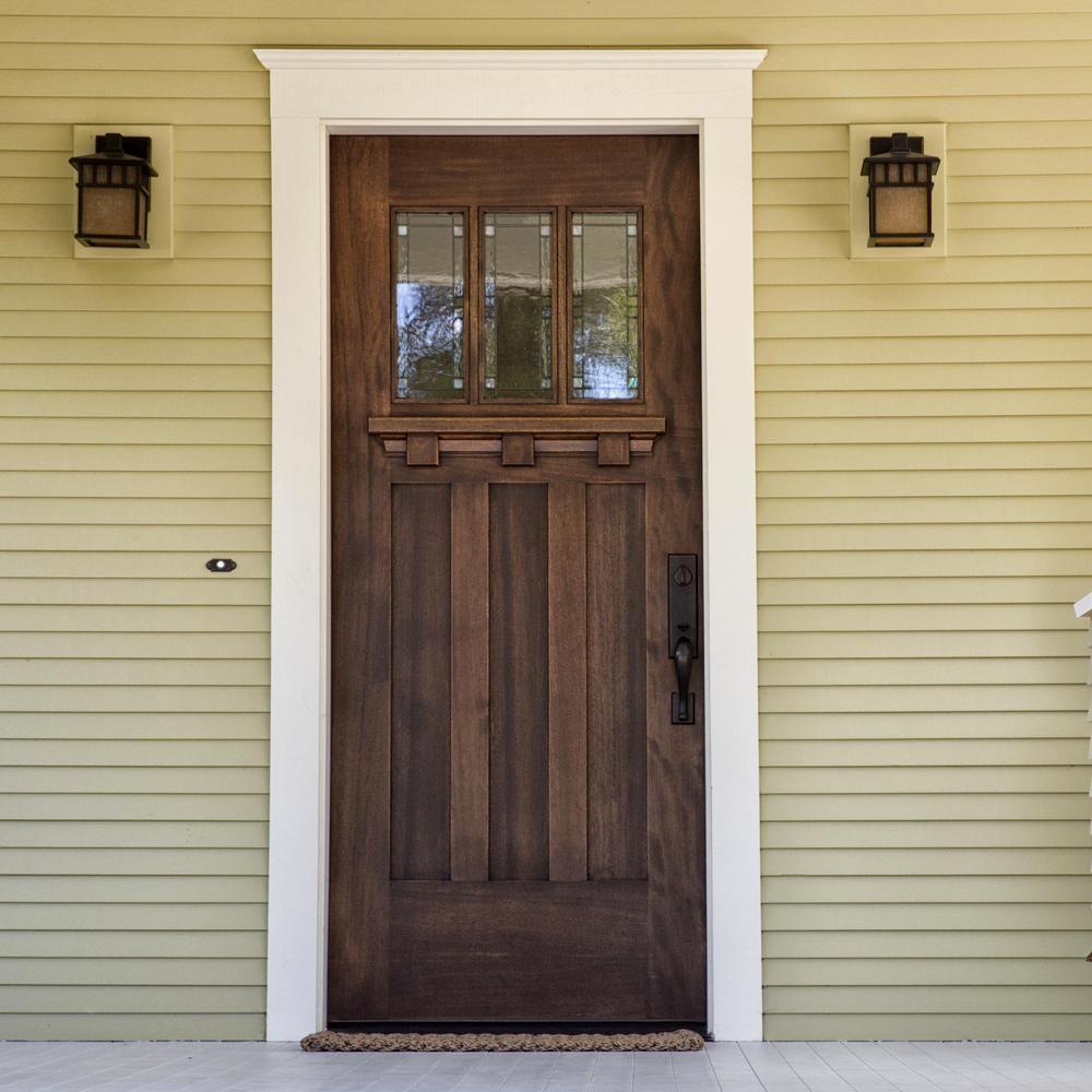 Ever Jamb Exterior Door Frame Kit 4 9 16 In X 36 In X 83 In
