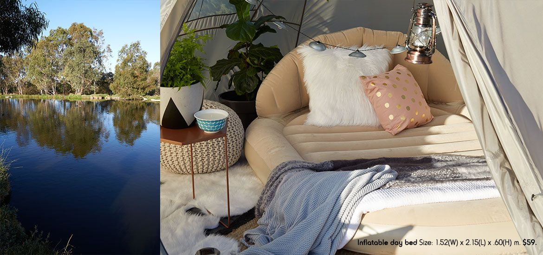 turn c&ing into gl&ing. Kmart Australia Style & turn camping into glamping. Kmart Australia Style | Kmart ...