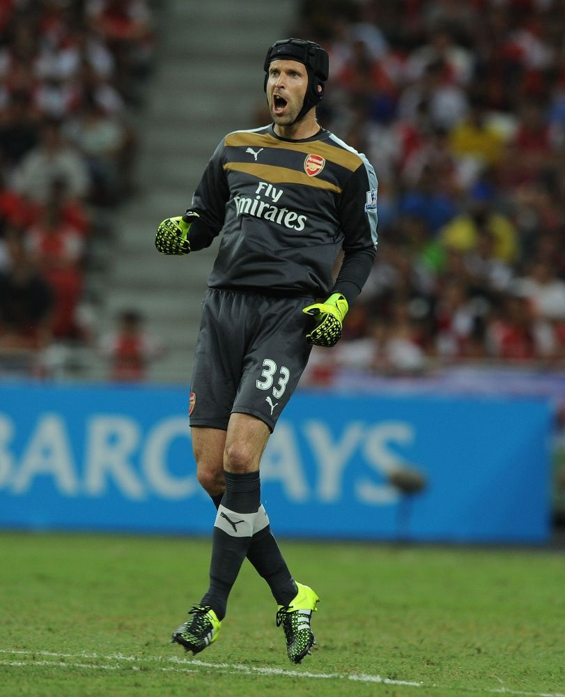 Petr Cech Arsenal FC ArsenalFC CzechRepublic AFC Football