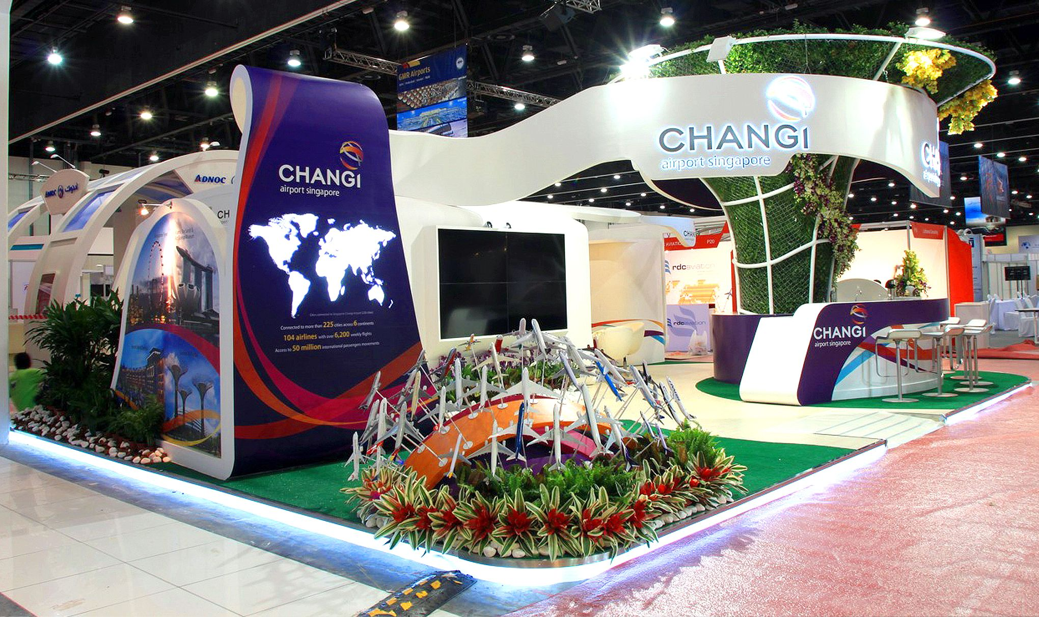 Exhibition Stand Singapore : Singapore exhibition booth google search inspiring