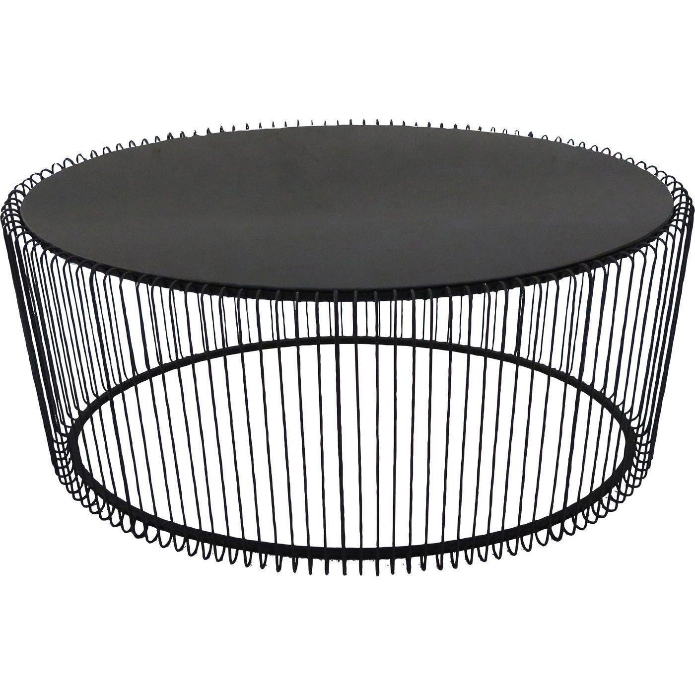 Couchtisch Wire Uno Schwarz 60x90cm Moebel Liebe Com Couchtisch Couchtisch Schwarz Tisch