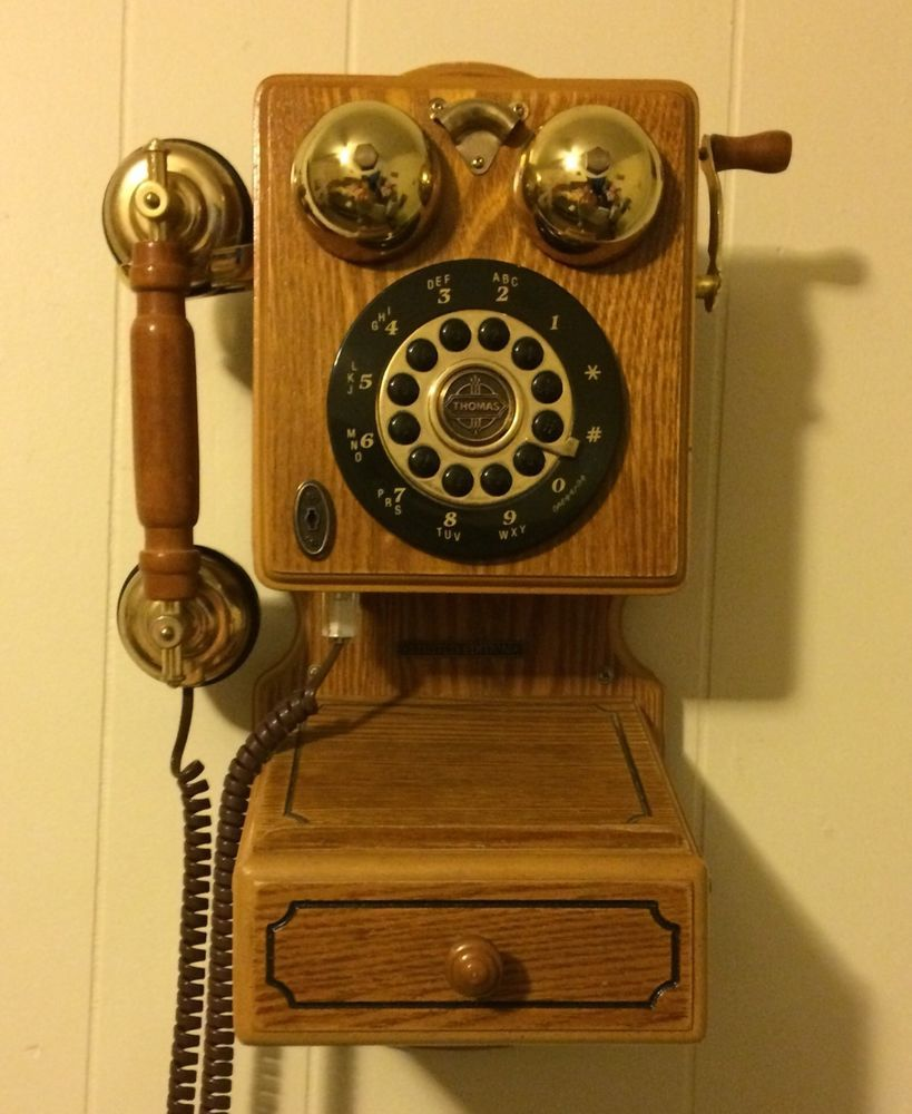 Museum Thomas Series : museum, thomas, series, Thomas, Museum, Series, Antique, Phone, Telephone., Consumer, Electronics,, Telephones, Accessories,, Cor…, Phone,, Telephones,