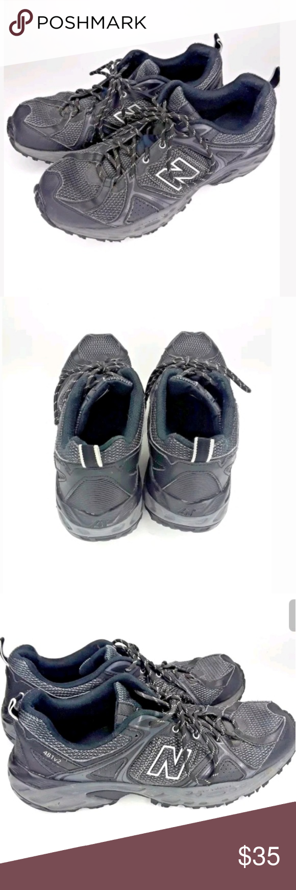 Gray TRAIL RUNNING SHOES