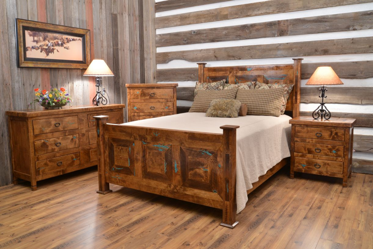 Handcrafted Wood Bedroom Furniture - Interior Design Ideas Bedroom ...