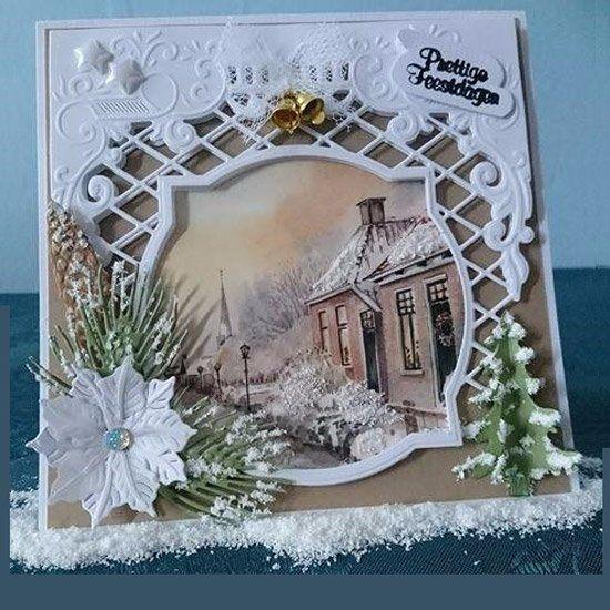 Gerelateerde Afbeelding Kartki Recznie Robione Kerst Kaarten